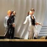 函館GスクエアのGLAYレリーフやからくり時計のセトリと動画