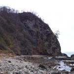 小橋照彦が生まれ育った古郷で心の原風景が今も残ってる穴澗海岸