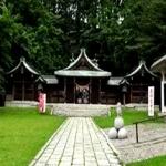 函館緑の島ライブ成功を祈願してGLAYが記した護国神社の奉納絵馬
