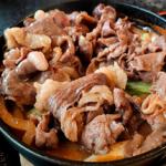 TERUが推した阿佐利のすき焼きランチ定食やコロッケとゆずシャー